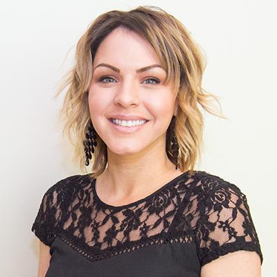 Rachel Bryan, Spa Coordinator